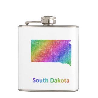 South Dakota Hip Flask