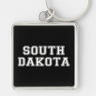 South Dakota Key Ring