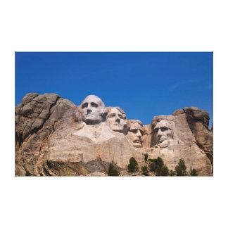 South Dakota, Keystone, Mount Rushmore Canvas Print