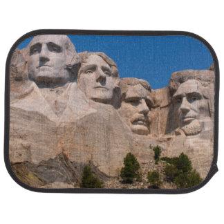 South Dakota, Keystone, Mount Rushmore Car Mat