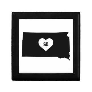 South Dakota Love Gift Box