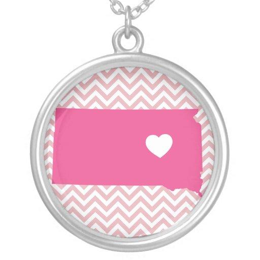 South Dakota Love Necklace
