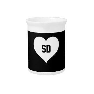 South Dakota Love Pitcher