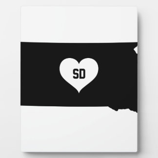 South Dakota Love Plaque
