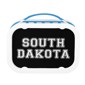 South Dakota Lunch Box