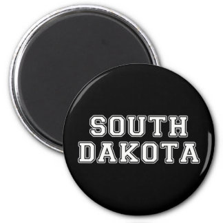 South Dakota Magnet