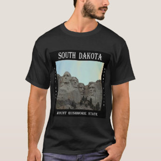 South Dakota Mount Rushmore State T-Shirt