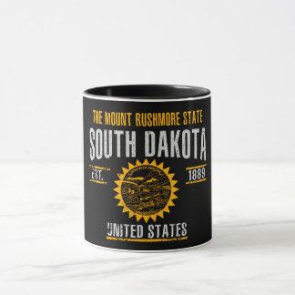 South Dakota Mug