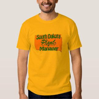 South Dakota Plant Manager Shirts