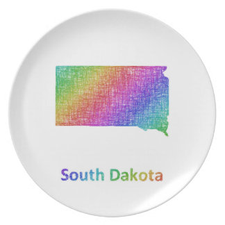 South Dakota Plate