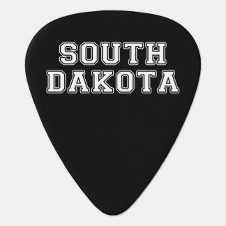 South Dakota Plectrum