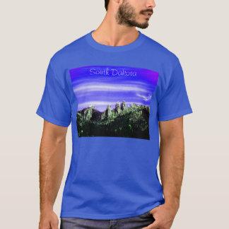 South Dakota Purple Scene T-Shirt
