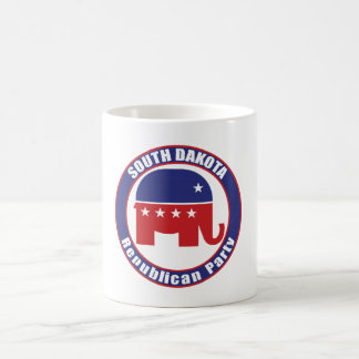 South Dakota Republican Party Coffee Mug
