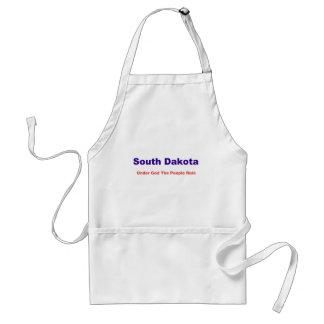 South Dakota Standard Apron
