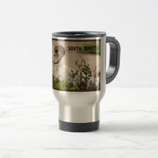 South Dakota Travel/Commuter Mug