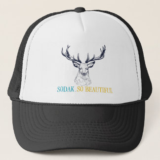 South Dakota Trucker Hat