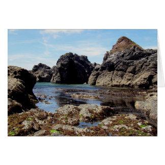South Devon East Prawle To Gara Rock Card
