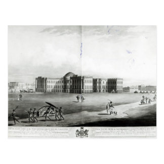 South East View of the New Government House Postcard