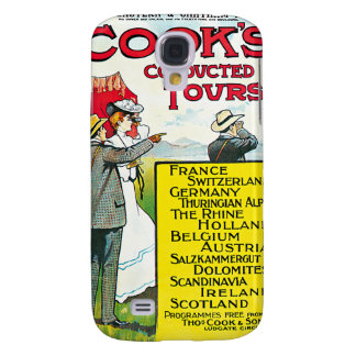 South Eastern & Chatham Railway Travel  Galaxy S4 Covers