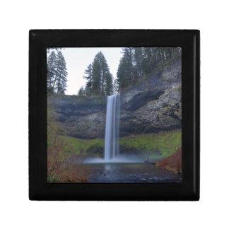 South Falls at Silver Falls State Park Oregon Gift Box