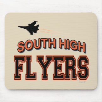 SOUTH  FLYERS   Mouse Pad