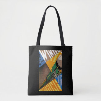 South For Winter Sunshine Tote Bag