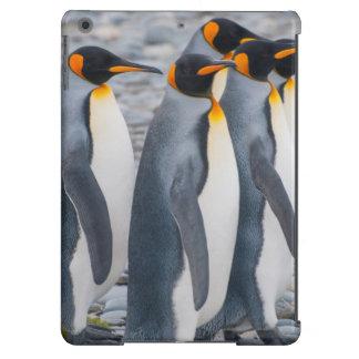 South Georgia. King penguins Case For iPad Air