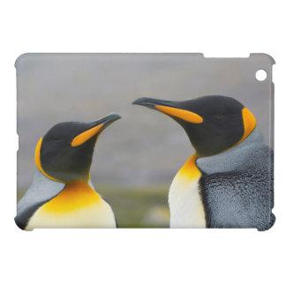 South Georgia. Saint Andrews. King penguin 3 iPad Mini Cover