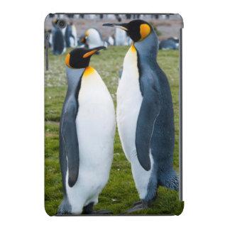 South Georgia. Salisbury Plain. King penguins 2 iPad Mini Case