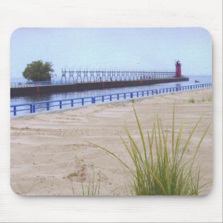 South Haven Lighthouse Mousepad
