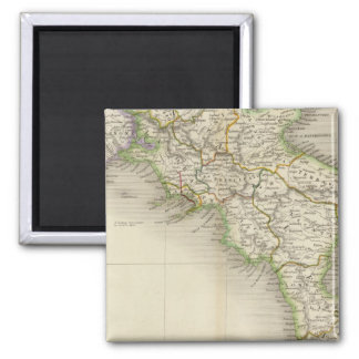 South Italy Square Magnet