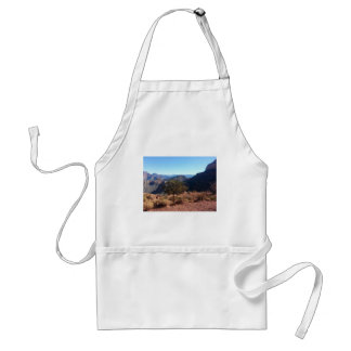 South Kiabab Grand Canyon National Park Mule Ride Standard Apron