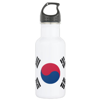 South Korea 532 Ml Water Bottle