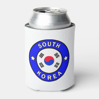 South Korea Can Cooler