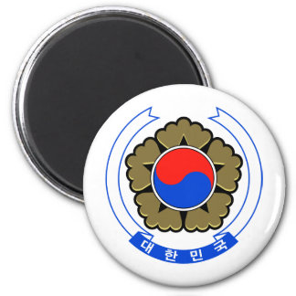 South Korea coat of arms Magnet