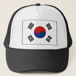South Korea Flag Hat