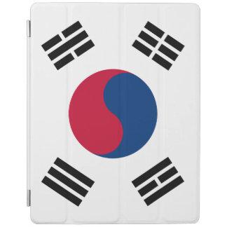 South Korea flag iPad Cover