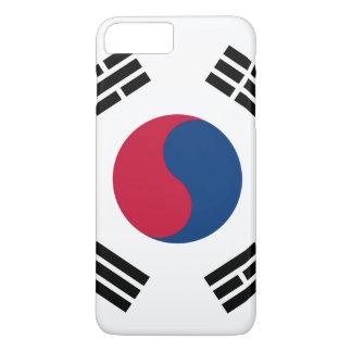 South Korea flag iPhone 8 Plus/7 Plus Case