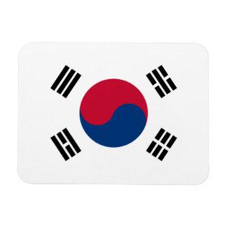 South Korea Flag Magnet