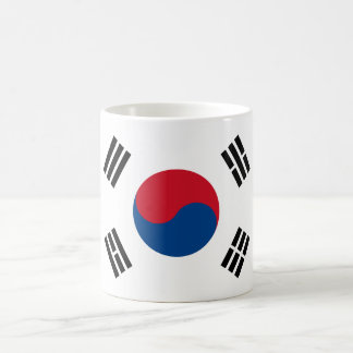 South Korea Flag Mug