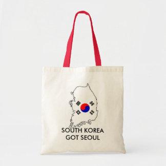 South Korea got Seoul Tote bag