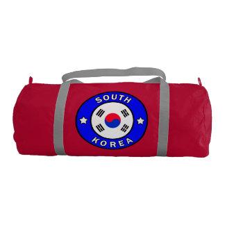 South Korea Gym Bag