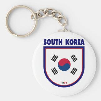 South Korea Key Ring