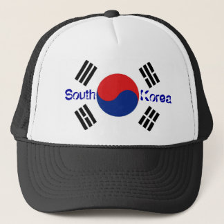 South Korea korean flag souvenir hat