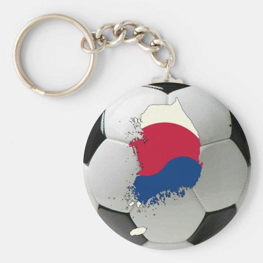 South Korea national team Key Chain
