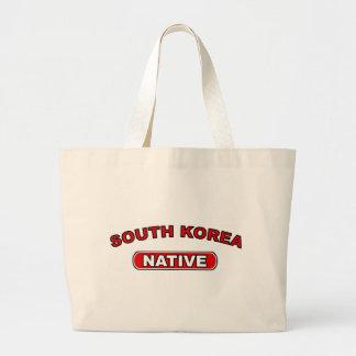 South Korea Native Large Tote Bag