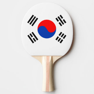 South Korea Ping Pong Paddle