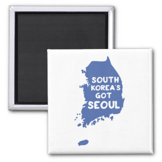 South Korea's Got Seoul Magnet