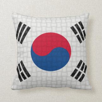 South Korea South Korean flag Cushion
