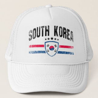 South Korea Trucker Hat